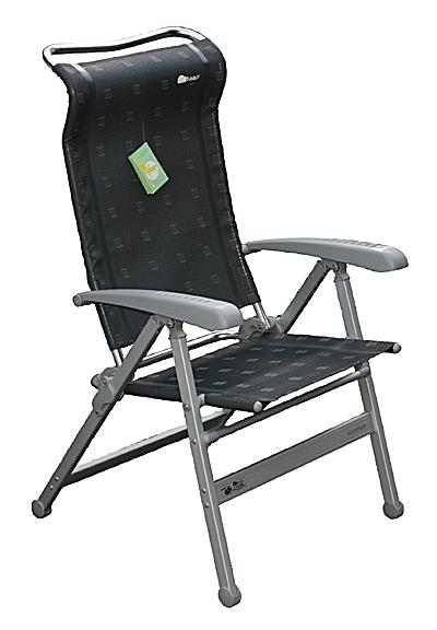 Paso Doble Klappsessel mit hoher Rückenlehne