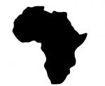 afrika-folienschnitt