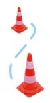 fahrtraining-grafik-pylonen